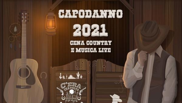 Capodanno 2021 nel Villaggio Western di Roma